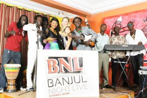 Banjul Night Live